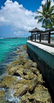 Free Island Setting Stock Image - 20356631