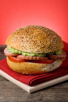 Free Sandwich Stock Images - 20356674