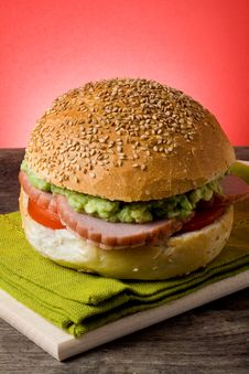 Free Sandwich Royalty Free Stock Photography - 20356697