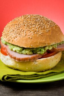Free Sandwich Royalty Free Stock Image - 20356706