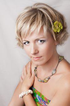 Free Studio Portrait Stock Photo - 20357190