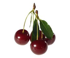 Free Red Sweet Cherry Royalty Free Stock Image - 20357386