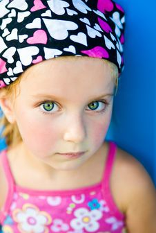 Free Little Girl Stock Images - 20357654
