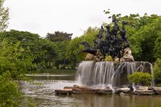 Free Statue(Ramayana) Stock Images - 20358314