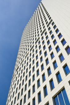 Free White Skyscraper Stock Photography - 20358492