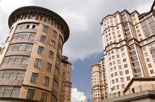 Free Moscow New Building Stock Photo - 20358710
