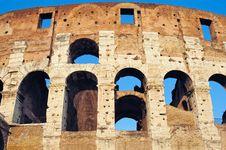 Free Colosseum Wall Stock Photos - 20359583