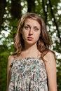 Free Portrait Of Attractive Teen Stock Image - 20363161