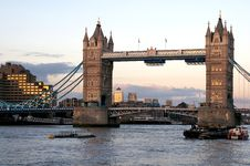 Free London, Tower-Bridge Stock Photos - 20362903