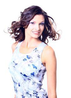 Free Woman Wearing Dress Royalty Free Stock Image - 20363216