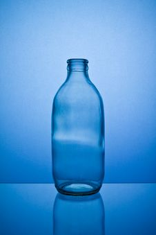 Free Empty Bottle Royalty Free Stock Images - 20363249