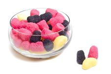 Free Colorful Jelly Beans Royalty Free Stock Image - 20363916