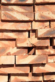 Free Stored Brick Stock Photography - 20364042