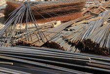 Free Concrete Reinforcement Rods Stock Photos - 20364573