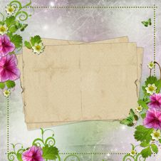 Free Congratulation Card Stock Image - 20364671