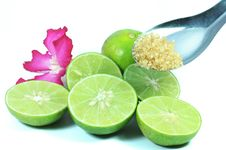 Free Green Lime Cooking Royalty Free Stock Photos - 20367138