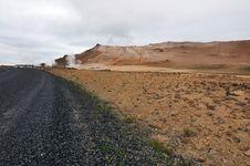 Free Hverir Geothermal Area Stock Image - 20367511