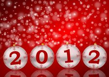 Free 2012 New Year Stock Photo - 20369130