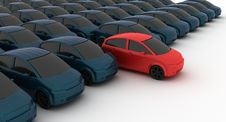 Free Car Reseller Stock Photography - 20369242