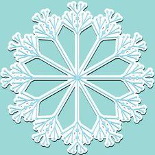 Free Snowflake, Stricker Stock Images - 20369754