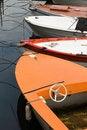 Free Tied Boats In Marina Royalty Free Stock Photos - 20371098