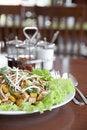 Free Pad Thai, Stir Fry Noodles Stock Image - 20374621