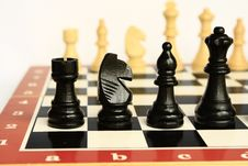 Free Chess. Stock Photos - 20370323