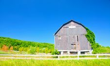 Free Old Barn Stock Photo - 20370920
