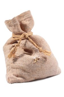 Free Sack Of Wheat Royalty Free Stock Image - 20371356