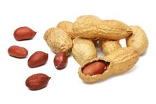 Free Nuts Royalty Free Stock Images - 20371369