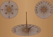 Free Sundial Royalty Free Stock Photography - 20371417