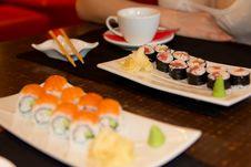 Free Sushi Stock Images - 20372034