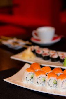 Free Sushi 3 Royalty Free Stock Images - 20372049