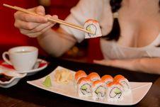 Free Sushi  3 Stock Photography - 20372082