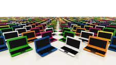Free Laptop Royalty Free Stock Photo - 20372585