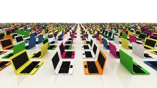 Free Laptop Royalty Free Stock Image - 20372666