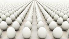 Free Eggs Royalty Free Stock Photo - 20372865