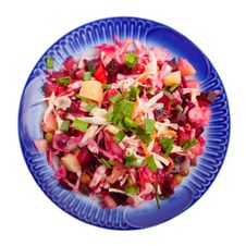 Free Vegetable Salad Stock Image - 20374251