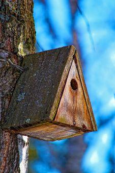 Free Old Birdhouse Stock Image - 20374331
