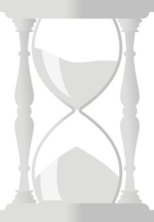 Free Hourglass Royalty Free Stock Photos - 20374528