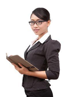Free Asia Business Woman Stock Photo - 20374640