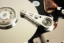 Free Detail Of Harddisk Royalty Free Stock Image - 20374686