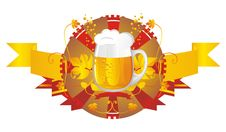 Free Beer Mug Royalty Free Stock Images - 20374889