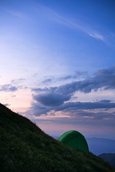Free Camping Tents Stock Images - 20375604