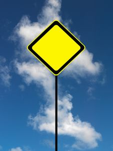 Free Road Sign Stock Image - 20375921