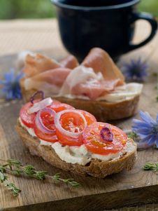 Free Breakfast Stock Image - 20376301