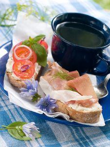 Free Breakfast Stock Photography - 20376312