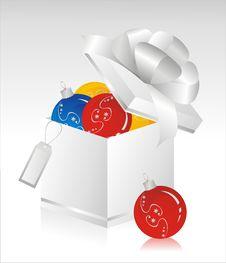 Free White Fancy Box Stock Image - 20376401