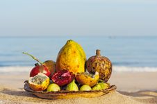 Free Southern Fruit Royalty Free Stock Images - 20376599