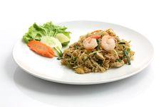 Thai Food Padthai Stock Image